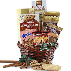 Sweet Dreams -Sweets Gift Basket