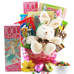 Sweet Easter Treats Gift Basket
