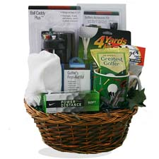 In The Swing of Things - Get Well Gift Basket