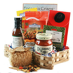 Taste of Texas Christmas Gift Baskets
