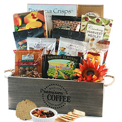 Tasty Thank You - Thank you Gift Basket