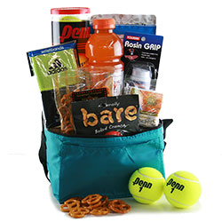 Tennis Anyone? - Tennis Gift Basket