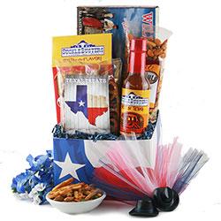 Texas Wrangler - Texas Gift Basket