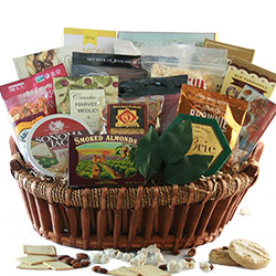 Thanks a Billion! - Thank You Gift Basket