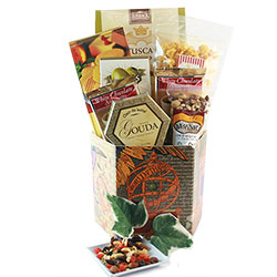 Thanks a Bunch! - Thank You Gift Basket