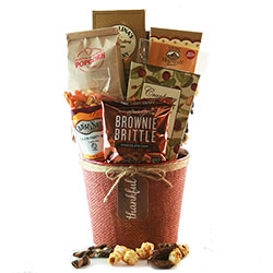 Thank you, Thank you - Thank You Gift Basket