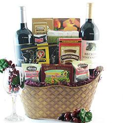 The Executive - Wine Gift Basket