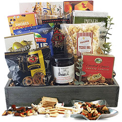 Thoughts of You - Sympathy Gift Basket