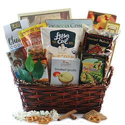Timeless Gourmet Gift Baskets