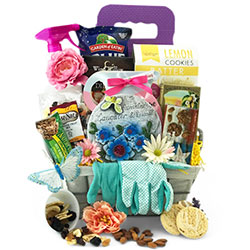 Head over Heels - Pedicure Spa Gift Basket