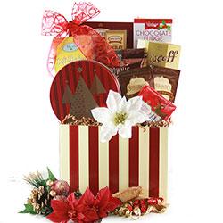Tis the Season Holiday Gift Basket