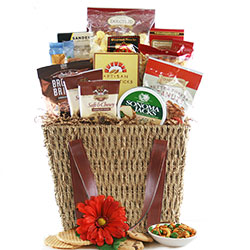 Top Notch - Gourmet Gift Basket