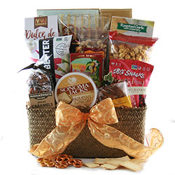 To Snack or Not to Snack - Gourmet Gift Basket
