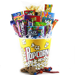 Towering Treats - Candy Gift