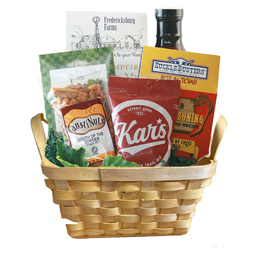Texas Round Up - Texas Gift Basket