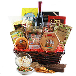 Ultimate Fathers Day Gift Basket - Fathers Day Basket