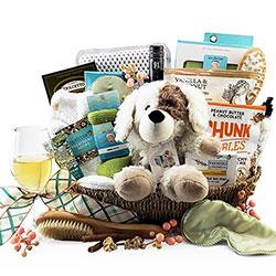 Ultimate Spa Gift Basket - Spa Gift Basket