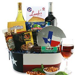 <BR> Wine Gift Basket - Wine Gift Basket