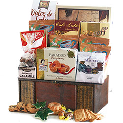 The VIP - Coffee Gift Basket