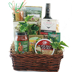 Viva Italia - Italian Gift Basket