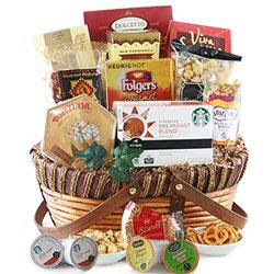 Viva la Coffee  -  K-Cup Gift Baskets