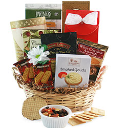 Easter gift baskets easter baskets for adults kids diygb warm wishes gourmet gift basket negle Image collections
