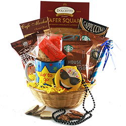 Way to Go Grad - Graduation Gift Basket