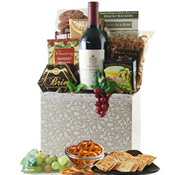 Wedding Wishes - Wedding Gift Basket