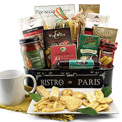 When in Rome - Italian Gift Basket