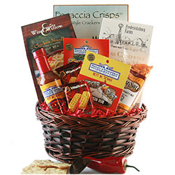 Wild West - Texas Gift Basket