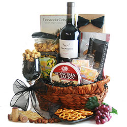 World Class Dad - Fathers Day Gift Basket