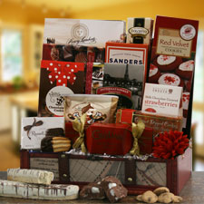 Over the Top Chocolate Chocolate Gifts