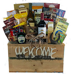 Welcome to Texas Gift Basket