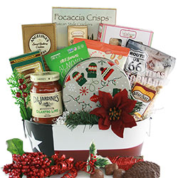 Christmas in Texas Gift Basket
