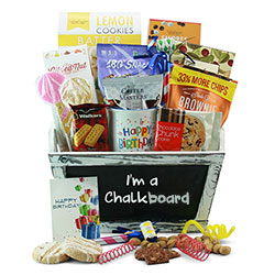 It's Your Birthday - Birthday Gift Basket