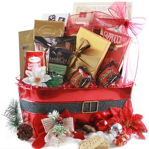 12 Days of Christmas Christmas Basket