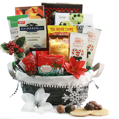 12 Days of Christmas Christmas Basket