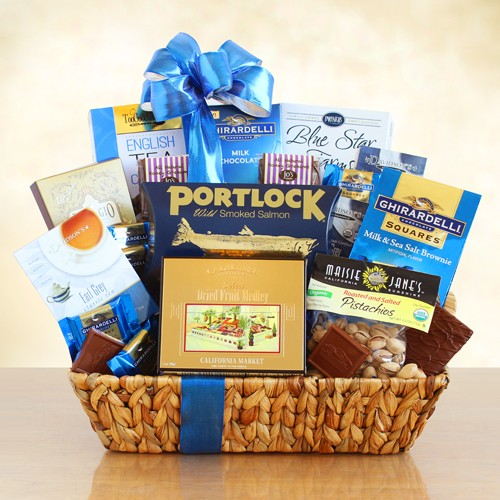 Bon Appetit Kosher Gourmet Gourmet Gift Basket
