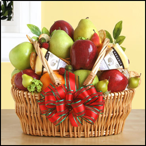 Farmer s Market Fruit Gift Basket