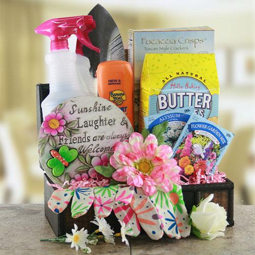Gardening for Mom
