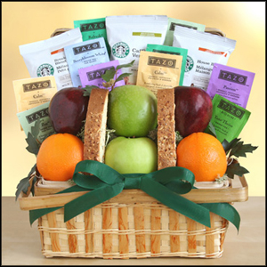 Morning Break Fruit Gift Baskets