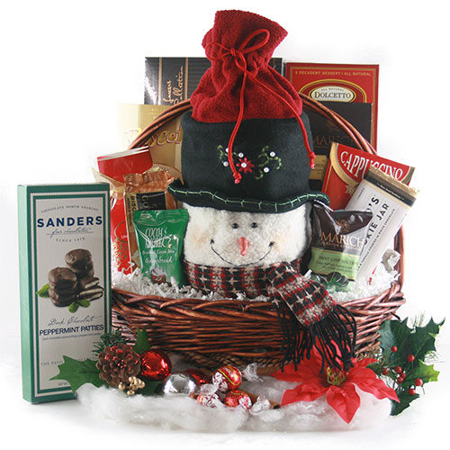 Frostys Favorites Holiday Gift Basket
