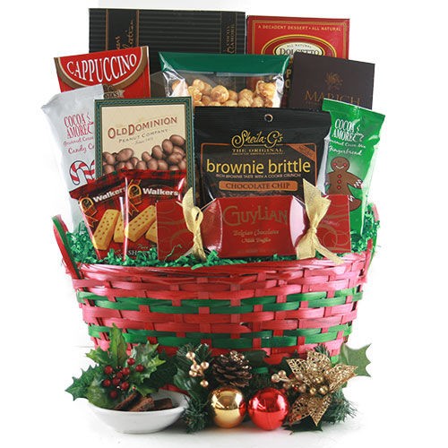 Christmas Bliss Christmas Gift Basket