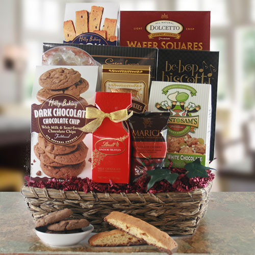 Chocolate Daydream Chocolate Gift Basket