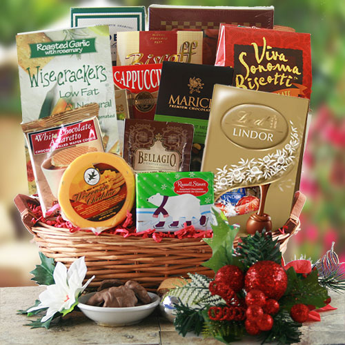 Frostys Foodie Basket