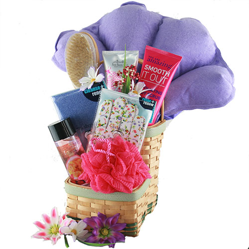 Mom s Day Off Mothers Day Basket