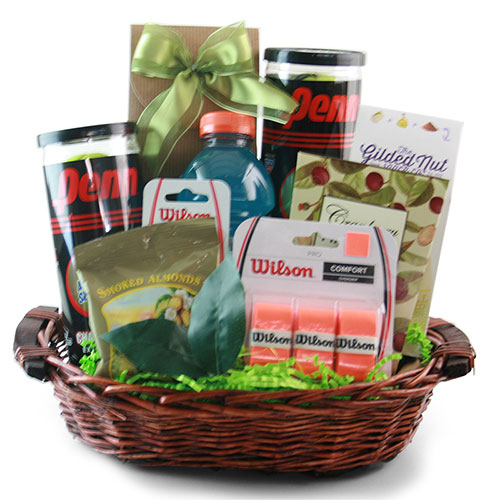 Tennis Gift Baskets Ad In Tennis Gift Basket Diygb