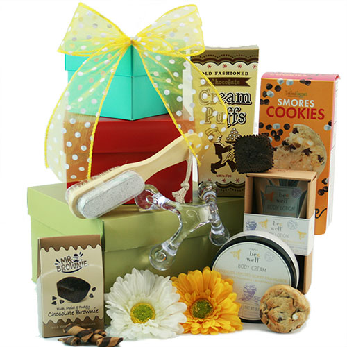 Admin Survival Gift Basket