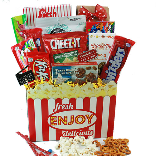 Admit One Movie Gift Basket