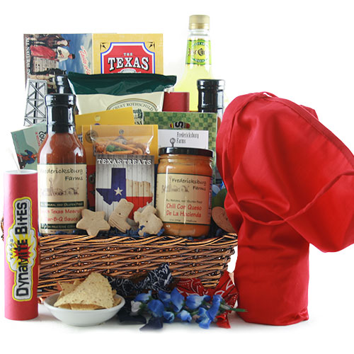All Fired Up Grilling Gift Basket